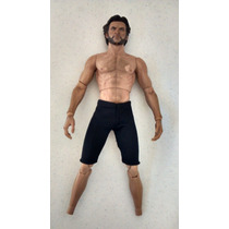 Hot Toys Cuerpo Base Wolverine Origins 1a Version Original