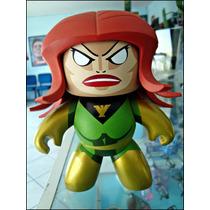Marvel X-men,fenix,mightj Muggs,loose,16 Cm,de Coleccion.