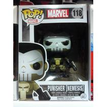 Funko Pop Marvel Punisher Nemesis 118