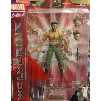 Marvel Select The Wolverine