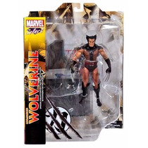 Marvel Select Wolwerine Variante Unmasked(sin Mascara)oferta