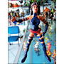 Psylocke,marvel Legends,serie Mojo,toy Biz,loose,figura 16cm