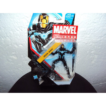Marvel Universe Ironman Black Negro Hasbro