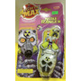 Mighty Max - Nuke Ranger Mini Set Nuevo * Toxic Avenger