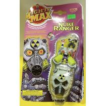 Mighty Max - Nuke Ranger Mini Set Nuevo * Toxic Avenger