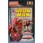 Iron Man Vs Mandarin Marvel Universe Greatest Battles