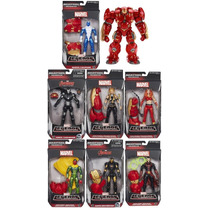 Marvel Legends Infinite Build A Ultron Hulk Buster