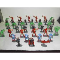 Figuras Miniatura Avengers Huevo Sorpresa Chimos