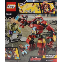 Lego The Hulk Buster Smash