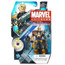 Marvel Universe S3-007 Cable Variante