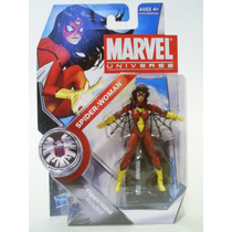 Marvel Universe S3-006 Spider-woman