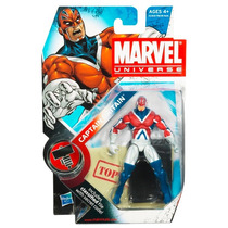 Marvel Universe S2-026 Captain Britain