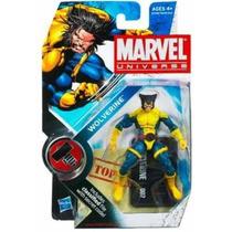 Marvel Universe S2-002 Wolverine Variante