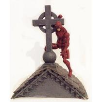 Gamebot Base Daredevil Cruz Diorama Marvel Universe Infinite