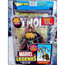 Loki Variante,marvel Legends,onslaught,rempacado,sin Baf,16c