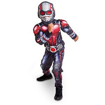 Disney Store Deluxe Ant Man Antman Light Up Costume Kids Tam