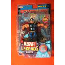 Marvel Legends Thor Serie Iii 3, Toy Biz