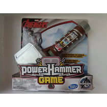 Martillo De Thor Avergers 2 Power Hammer Sonidos Hasbro