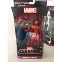 Maidens Of Might Sacarlett Witch Marvel Legends 15 Cm