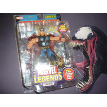 Thor Marvel Legends Serie 3 Figrua Coleccion Marvel Toybiz