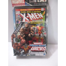 Marvel Universe Comic Pack Colossus Vs Juggernaut
