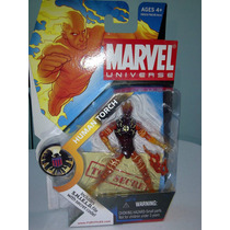 Marvel Universe Antorcha Humana Human Torch