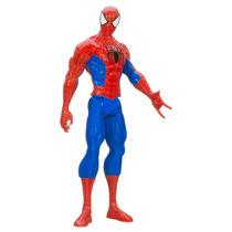 Figura Basica Spiderman Titan Hero Ultimate Hasbro