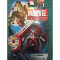 Excelente Figura Marvel Universe Falcón
