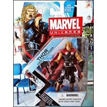 Thor,ages Of Thunder,marvel Universe,nuevo Sellado,14 Cm.