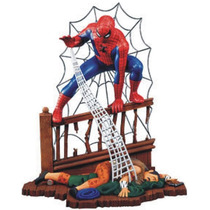 Marvel Polar Lights Hombre Araña Spiderman 1/8 Armar Pintar
