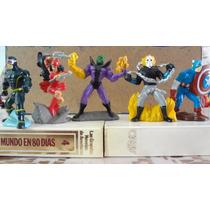 Ciclope Elektra Super Skrull Capitan America Ghost Rider Dc
