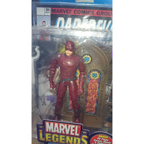 Daredevil Rojo Marvel Legends Toy Biz Nuevo
