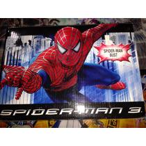 Marvel Spiderman 3 Mini Busto Nuevo