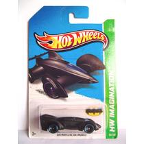 Batmobile Batman Live Hw 2012 Hot Wheels Nuevo 1/63