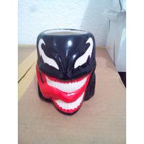 Taza Marvel Venom De Ceramica 100% Original Comic-con