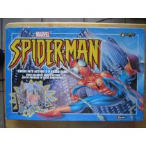 Spiderman Juego De Mesa C/tablero De 3d