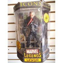 Venom Marvel Legends Icons Spiderman Toy Biz