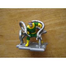 Octupus Figura Con Base Marvel Mide 7 Cms