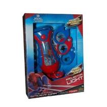 The Amazing Spiderman Proyector De Luz - Proyectos Amazing S