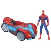 Marvel Amazing Spider-man 2 Turbo Racer Captura