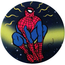 Tazo De Coleccion Sm 31 Agility De Spiderman Marvel 95 S4 4