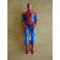 Spiderman Figura Marvel Dc Comics 2009 Mide 10 Cms