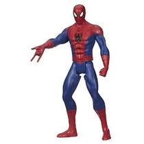 Marvel Ultimate Spider-man Warriors Web Titan Héroe Tech Ele