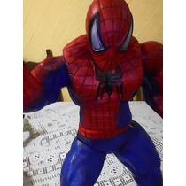 Muñeco De Plastico Spiderman