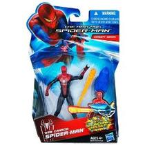 The Amazing Spider-man Web Cañón Spider-man 3,75 Pulgadas Fi