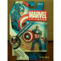Capitan America Marvel Universe Serie 1