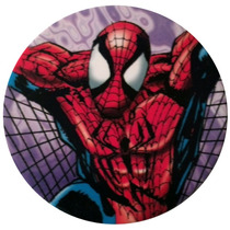 Tazo De Coleccion Sm 100 Webwing De Spiderman Marvel 95 S4 2