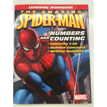 The Amazing Spider-man / Learning Work Book Numbering