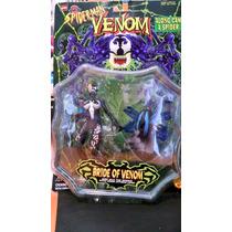 Marvel Pre Legends Bride Of Venom Along Came A Spider-man