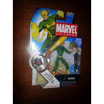 Marvel Universe Iron Fist Empaque Americano De Coleccion